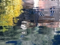 Reflets , La Roya à Breil, 2016