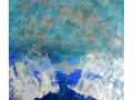 Le Passage de la Mer Rouge, 15F, Acrylique et glacis 2003, Messe des Artistes 2017